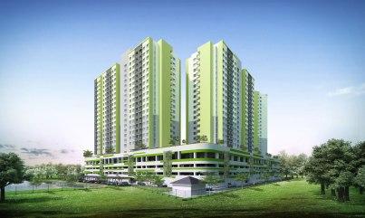 PR1MA @ Bukit Katil, Melaka (Melaka Bandar Bersejarah)