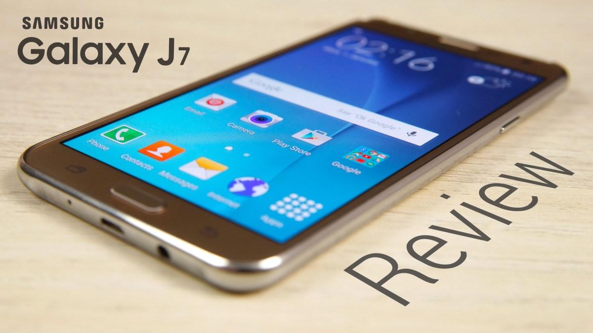 Samsung Galaxy J7 Baru